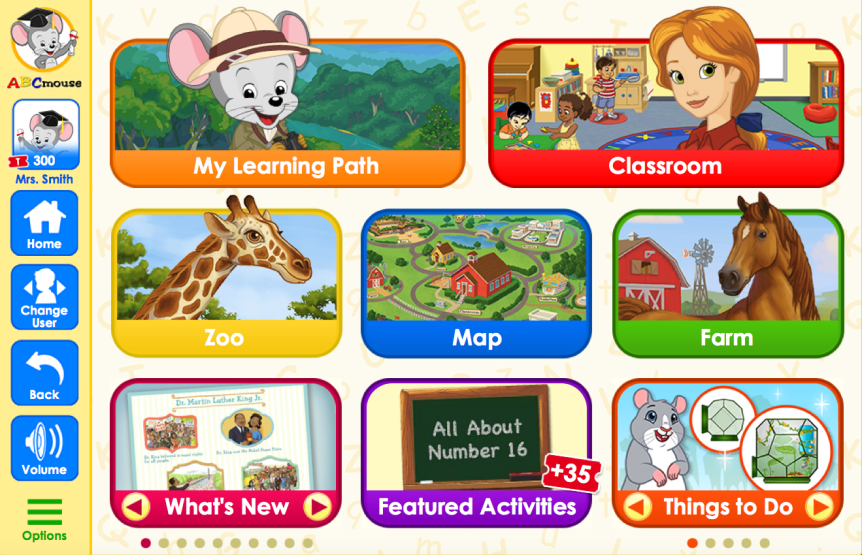 Making the Most of ABCmouse for Schools in the Classroom