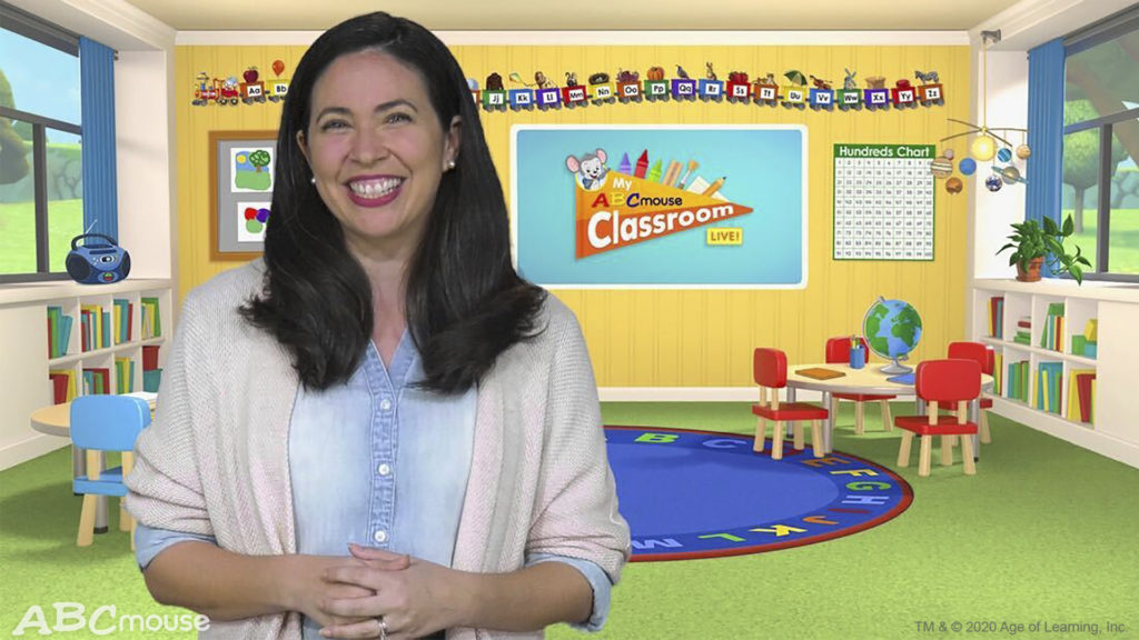 ABCmouse Virtual Learning for Schools